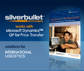 Silver Bullet case study download offer for logistics software implementation story