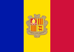 Romania flag showing our 3pl software is used there