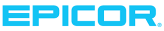 logo of epicor showing compatibility with our logistics software