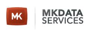 Logo of MKdata showing our shipping software works with their software