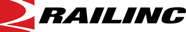 Railinc company logo showing our transportation management systems integration