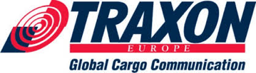 A logo of a company called Traxon showing that our logistic software integrates with their systems