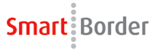 A logo of Smart Border showing that our Freight Software integrates with their systems